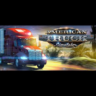 American Truck Simulator STEAM INSTANT GLOBAL