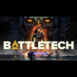 Battletech + Flashpoint + Griffin DLC - INSTANT GLOBAL STEAM