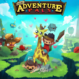 The Adventure Pals INSTANT STEAM GLOBAL