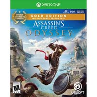 Assassin's Creed: Odyssey- gold edition for Xbox