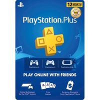 PlayStation Plus 12 Month ( instant delivery )✅