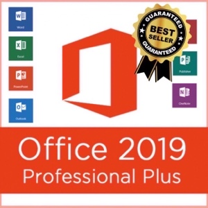 Microsoft Office 2019 Professional Plus 32/64 Bit Lifetime Key Fast Delivery