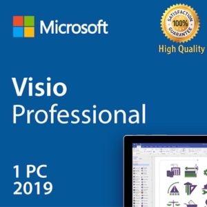 Office Visio Pro 2019