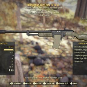 Weapon | iffr fixer