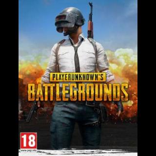Playerunknown's Battlegrounds (PC/ Steam) Digital Code