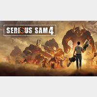 Serious Sam 4 [STEAM CODE] [GLOBAL]