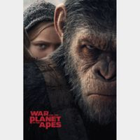 War for the Planet of the Apes (Movies Anywhere  HD) Code