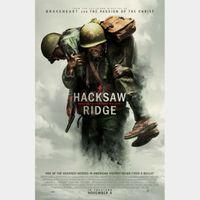 Hacksaw Ridge (4K UHD iTunes) Code Instant Delivery!