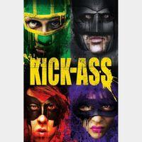 Kick-Ass (4K UHD Vudu / iTunes / Fandango) Code Instant Delivery!
