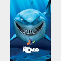 Finding Nemo (4K Movies Anywhere) Code Instant Delivery!