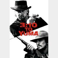 3:10 to Yuma (4K UHD Vudu / iTunes / Fandango) Code Instant Delivery!