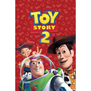 Toy Story 2 (4K Movies Anywhere) Code Instant Delivery!