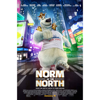 Norm of the North (iTunes HD) Code