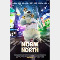Norm of the North (iTunes HD) Instant Delivery!