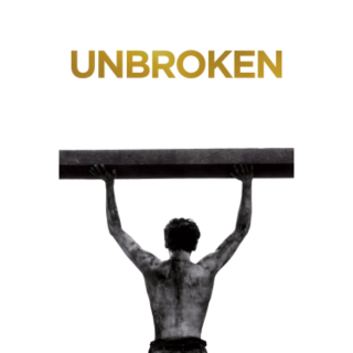 Unbroken (Movies Anywhere HD) Code Instant Delivery