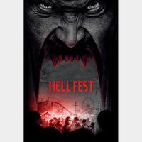 Hell Fest (4K UHD Vudu or Fandango) Code Instant Delivery!