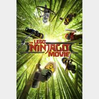 The Lego Ninjago Movie (Movies Anywhere HD) Code Instant Delivery!