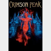 Crimson Peak (iTunes HD) Instant Delivery!