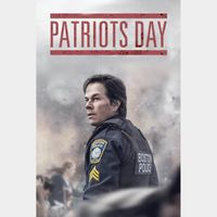 Patriots Day (4K UHD Vudu) Code Instant Delivery!
