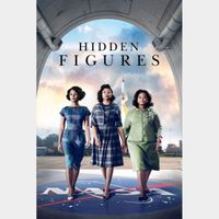Hidden Figures (Movies Anywhere HD) Code Instant Delivery!