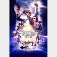 Ready Player One (4K UHD Movies Anywhere) Code Instant Delivery!