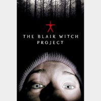 The Blair Witch Project (Vudu or Fandango HD) Code Instant Delivery!