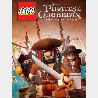 LEGO: Pirates of the Caribbean Steam Key GLOBAL