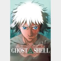 GHOST IN THE SHELL (4K UHD Vudu or Fandango) Code Instant Delivery!