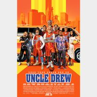 Uncle Drew (4K UHD iTunes) Instant Delivery!