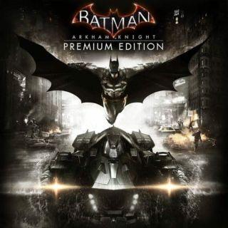 Batman: Arkham Knight (Premium Edition) Steam Key GLOBAL