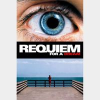 Requiem for a Dream (4K UHD Vudu  / iTunes / Fandango) Code Instant Delivery!