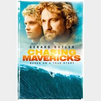 Chasing Mavericks (Movies Anywhere HD) Code Instant Delivery!