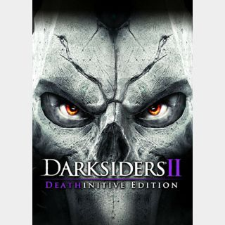 Darksiders 2 (Deathinitive Edition) Steam Key GLOBAL