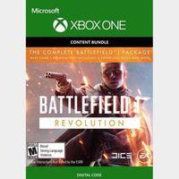 Battlefield 1 Revolution Includes Battlefield 1943 (Xbox One) Key Worldwide