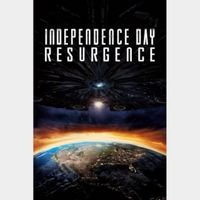 Independence Day: Resurgence (4K UHD iTunes) Instant Delivery!