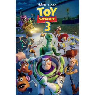 Toy Story 3 (4K Movies Anywhere) Code Instant Delivery!