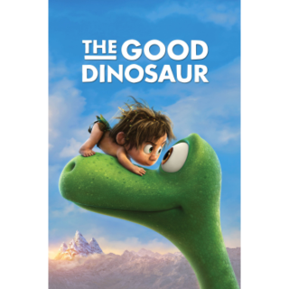 The Good Dinosaur (4K Movies Anywhere) Code Instant Delivery!