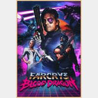 Far Cry 3: Blood Dragon Uplay Key GLOBAL