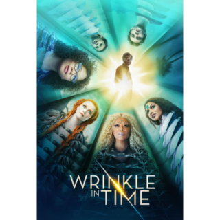 A Wrinkle in Time (Movies Anywhere HD) Code Instant Delivery!