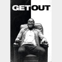 Get Out (4K Movies Anywhere) Code Instant Delivery!