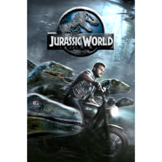 Jurassic World (Movies Anywhere HD) Code Instant Delivery!