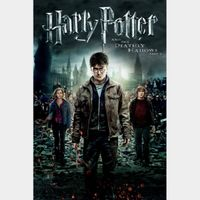 Harry Potter and the Deathly Hallows: Part 2 (Movies Anywhere HD) Code Instant Delivery!