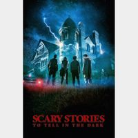 Scary Stories to Tell in the Dark (4K UHD Vudu or Fandango) Code Instant Delivery!