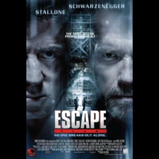 Escape Plan (UV HD) Code Instant Delivery!