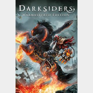 Darksiders (Warmastered Edition) Steam Key GLOBAL