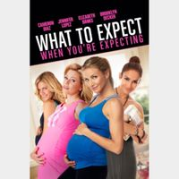 What to Expect When You're Expecting (iTunes SD) Instant Delivery!
