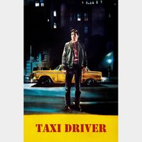 Taxi Driver (4K UHD Movies Anywhere) Code Instant Delivery!