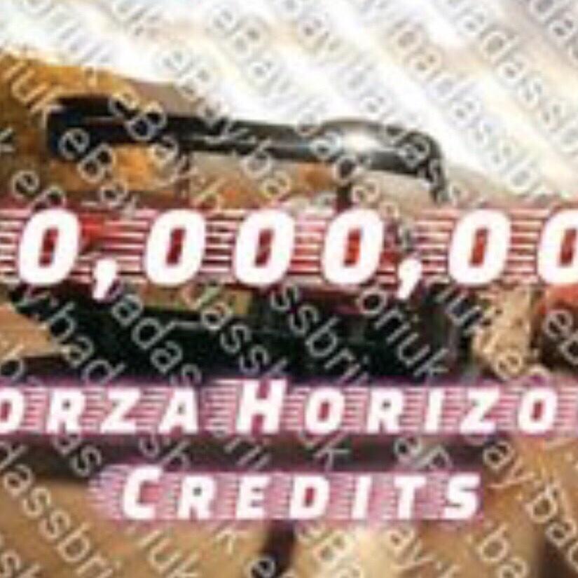 Forza Horizon 4 20 million credits!!
