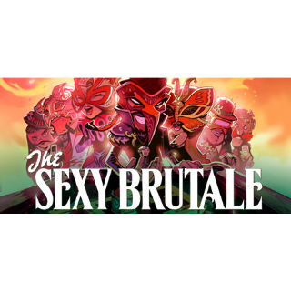 The Sexy Brutale (PC/Steam) Instant delivery