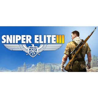 Sniper Elite 3 (Steam/Instant delivery)